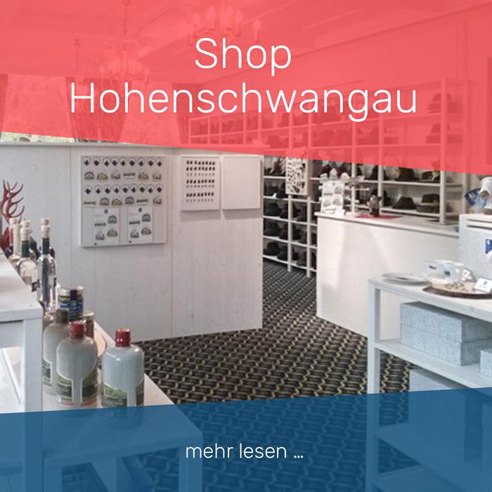 Shop Hohenschwangau